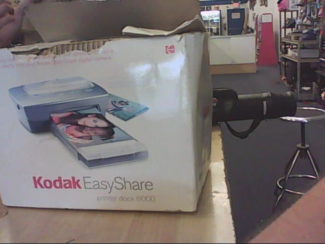 KODAK Camera Accessory EASYSHARE CAMERA DOCK 6000