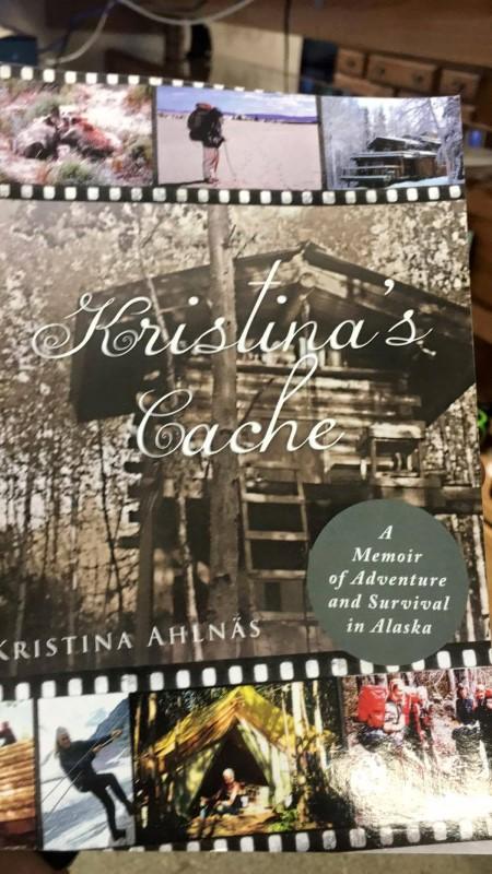 KRISTINA'S CACHE BOOK