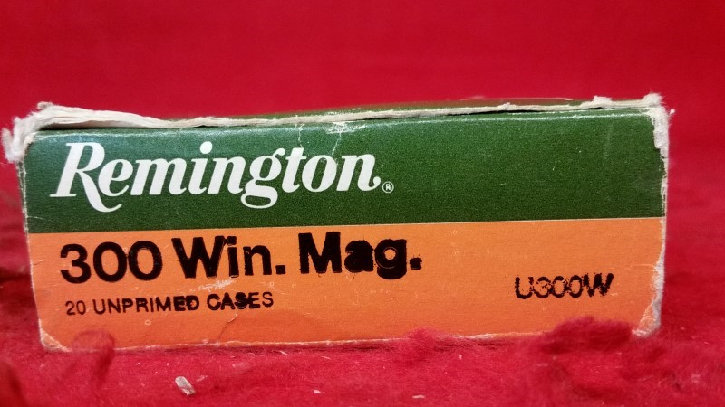 Remington 300 Win Mag - 20 Rounds Ammo