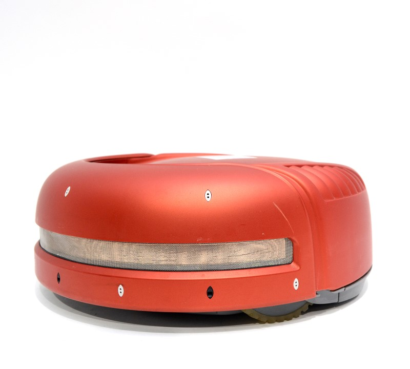 Electrolux Trilobite EL520 Robotic Vacuum Lceaner and Base Charger>