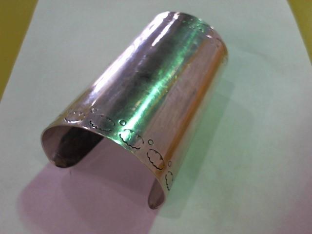 Silver Fashion Bracelet 925 Silver 155.6g