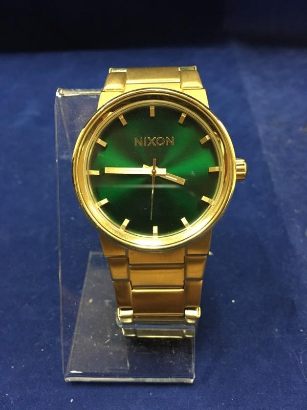 NIXON Gent's Wristwatch THE CANNON