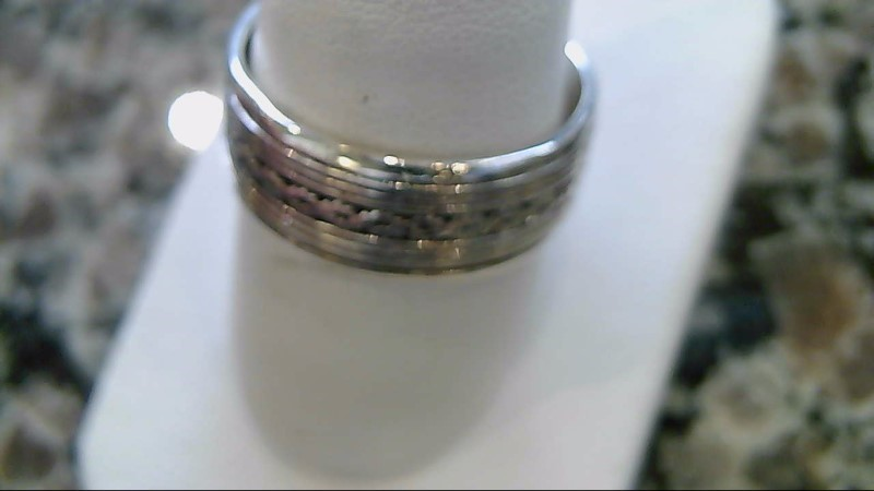 Gent's Silver Ring 925 Silver 5.8g Size:11