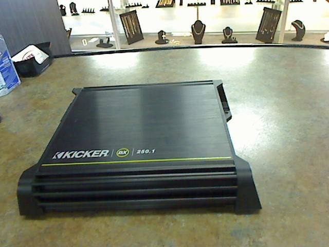 KICKER Car Amplifier DX250.1