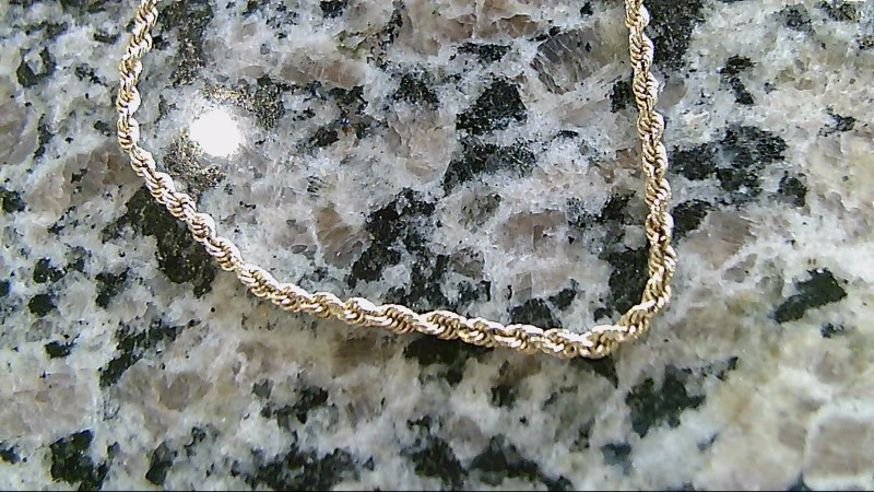 "20"" Gold Chain 14K Yellow Gold 5.7g"