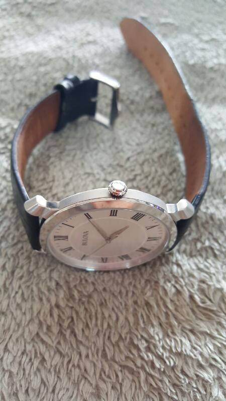 BULOVA Gent's Wristwatch 96A133
