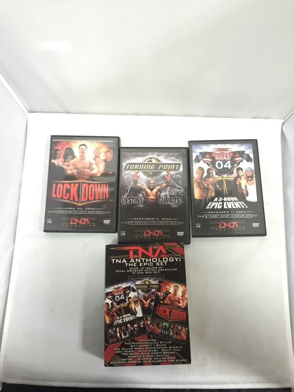 TNA ANTHOLOGY: THE EPIC SET