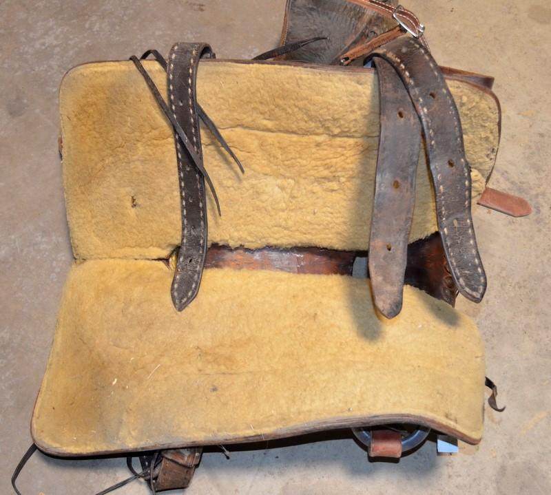 G.H. VAUGHT ROCKWALL Horse Tack TEX MAKER