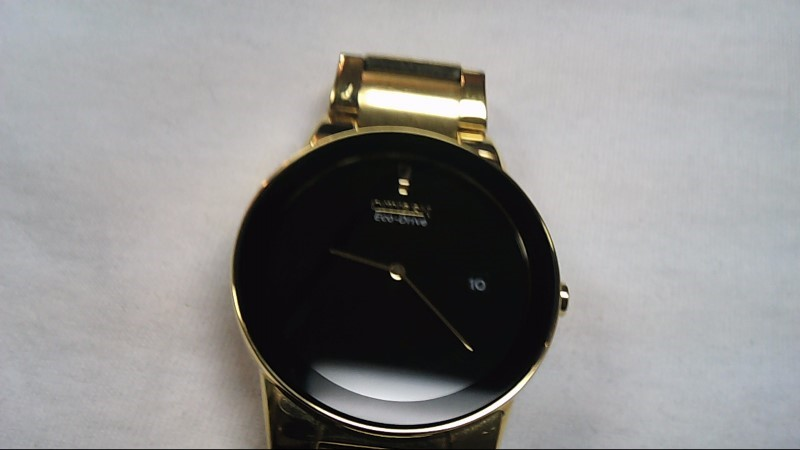 CITIZEN Gent's Wristwatch ECO-DRIVE J165-S091250