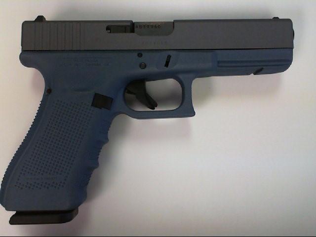 GLOCK Pistol 17 GEN 4