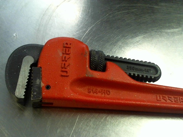 URREA TOOLS Wrench 814-HD PIPE WRENCH
