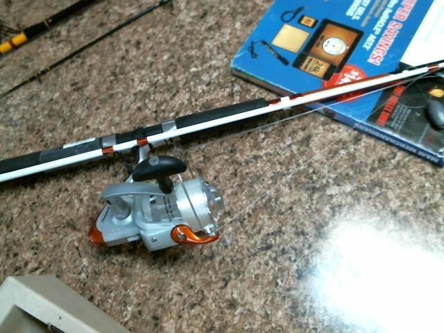 SHAKESPEARE SRBC REEL Fishing Rod & Reel CF50A