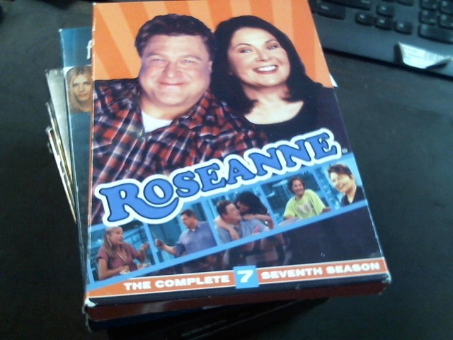 DVD BOX SET DVD ROSEANNE 7TH SEASON