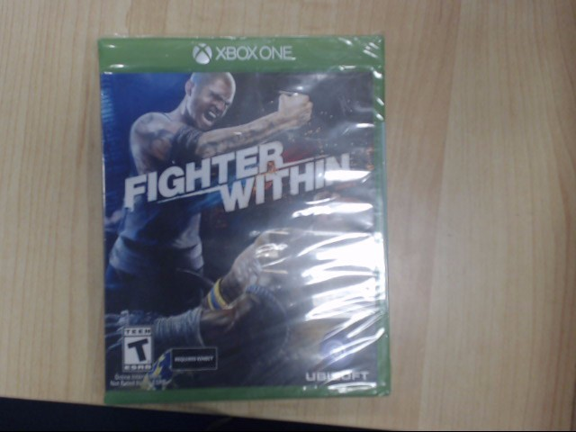 MICROSOFT Microsoft XBOX One Game FIGHTER WITHIN