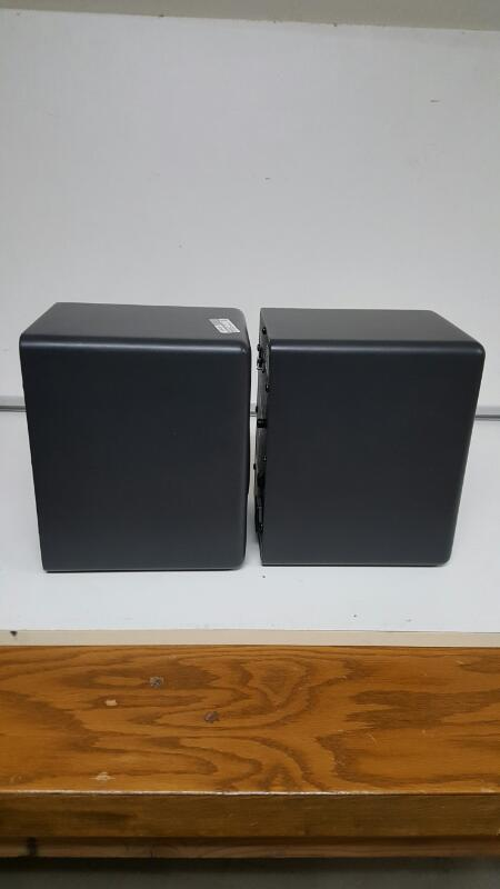Pair of KRK Systems V4 Series 2 Bi-Amplified Studio Monitors