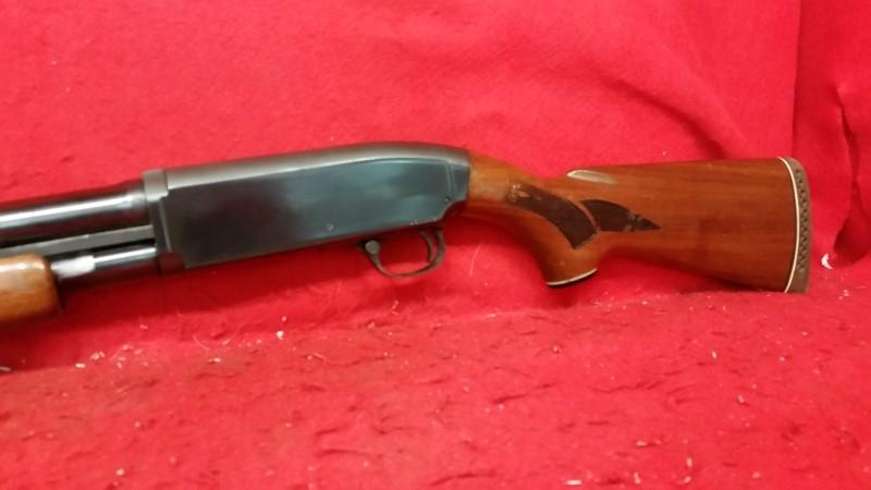 Marlin Model 120 Pump Action 12ga Shotgun