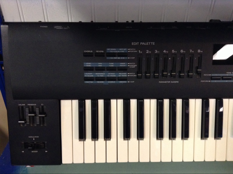 ROLAND Synthesizer JV-90 EXPANDABLE SYNTHESIZER