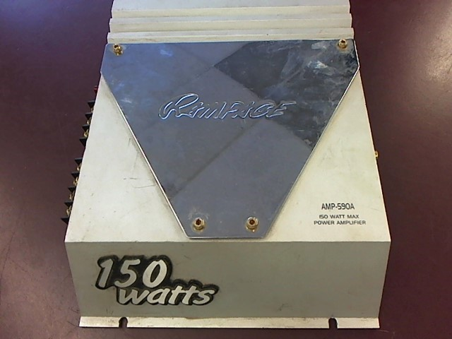 AUDIOVOX Car Amplifier RAMPAGE AMP-610