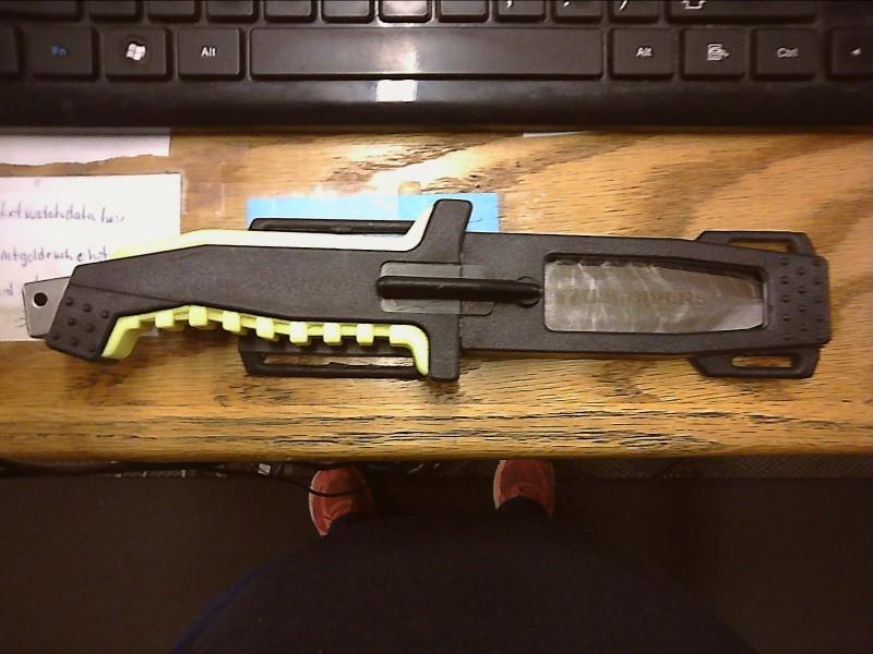 US DIVERS Hunting Knife AQUA LUNG KNIFE