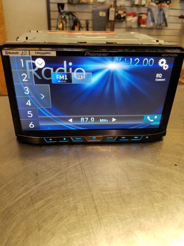PIONEER ELECTRONICS Car Audio AVH-X4700BS