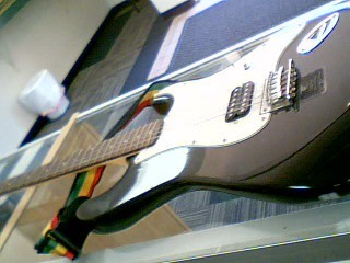 SQUIRE BY FENDER BULLET