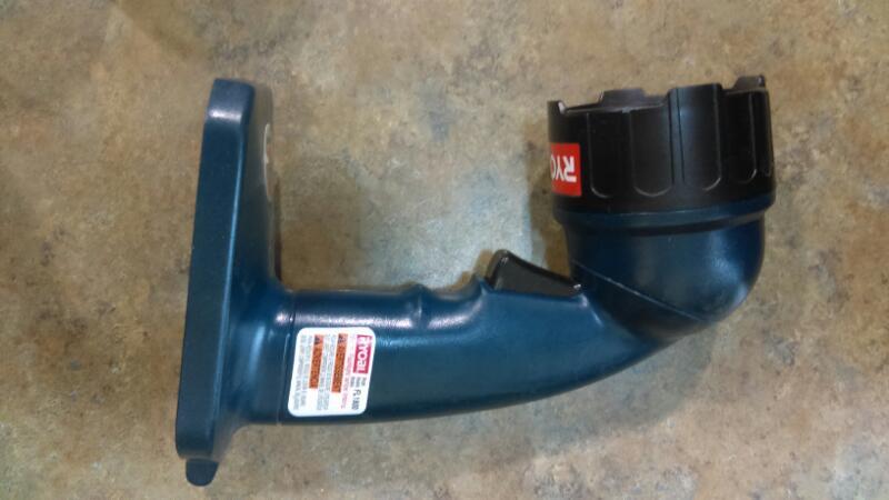 RYOBI Impact Wrench/Driver 18V 3PC COMBO