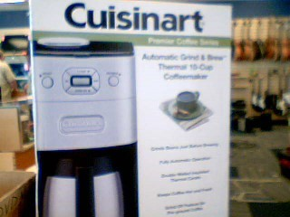 CUISINART Coffee Maker COFFEE MAKER DGB-650BC