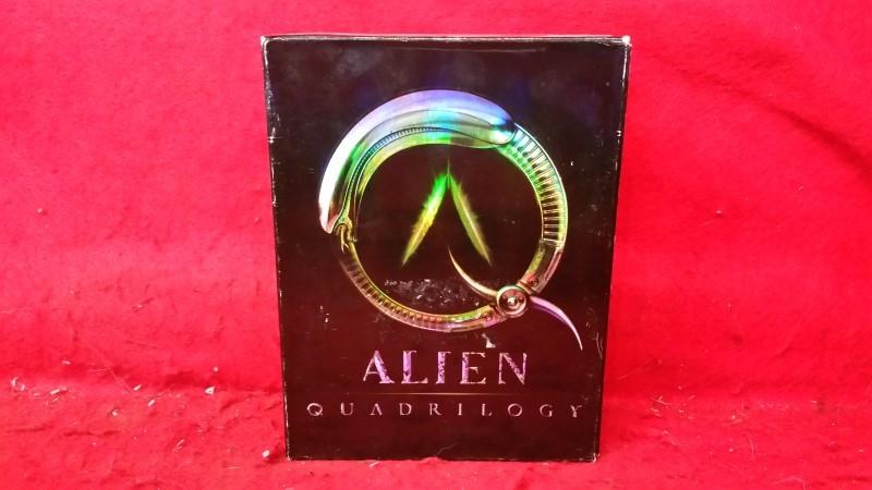 Alien Quadrilogy (9-Disc Set) (DVD, 2003)