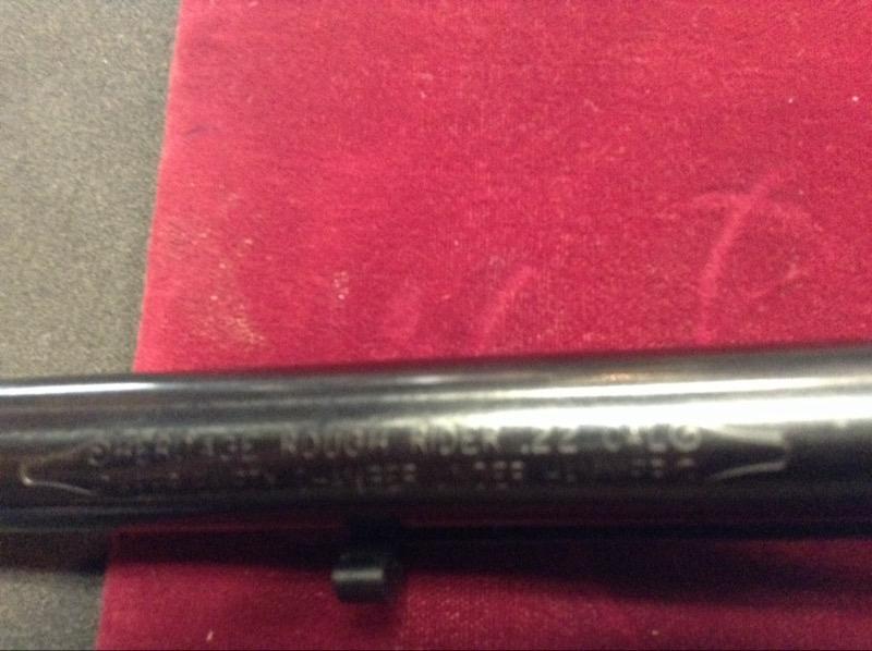 HERITAGE FIREARMS Revolver RR22B6