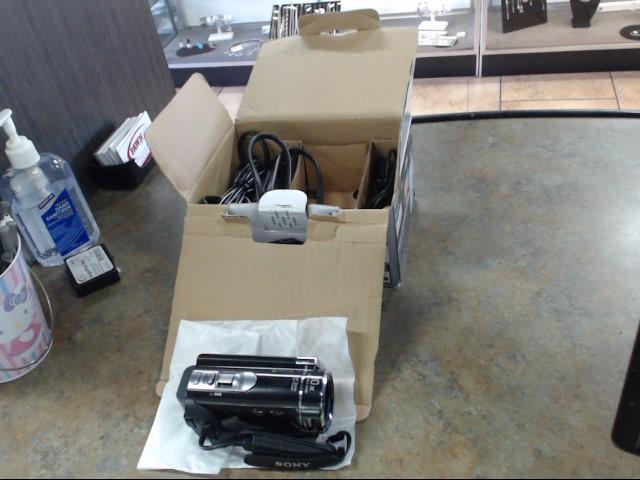SONY Camcorder HANDYCAM HDR-CX190