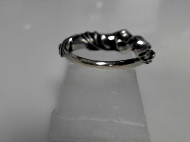 Werkstatt Munchen Sterling Silver .925 Band Size 10 6.5g