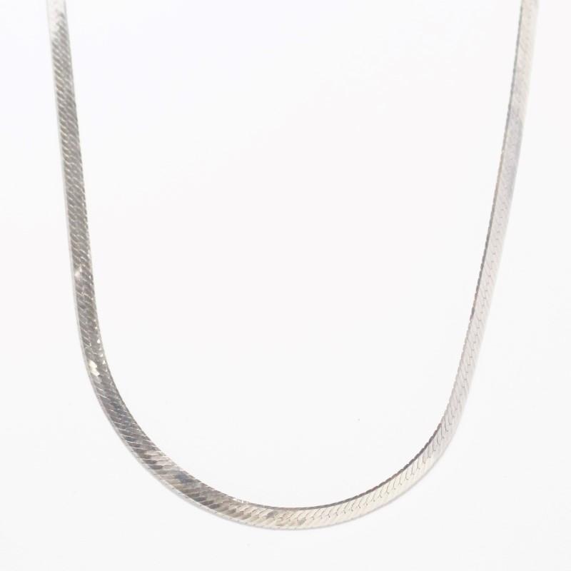 "25"" Silver Chain 925 Silver 17.89g"