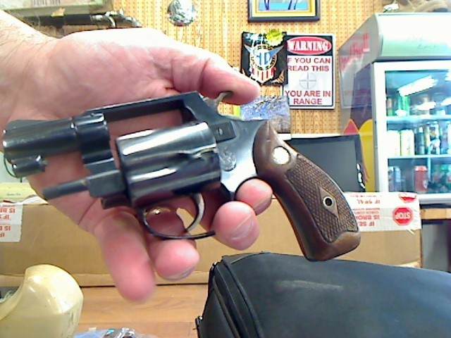 SMITH & WESSON Revolver 36 - CHIEF SPECIAL