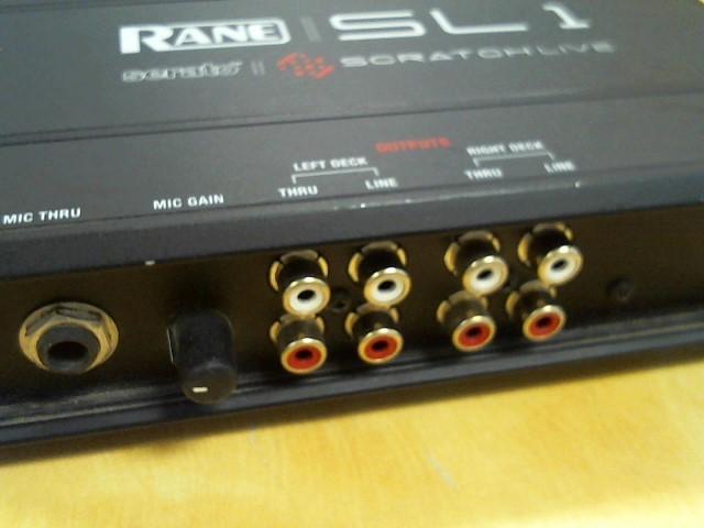 RANE DJ Equipment SL1