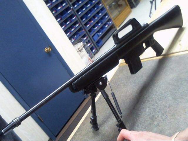 KASSNAR Rifle MODEL 16 WITH BIPOD, MAGAZINE