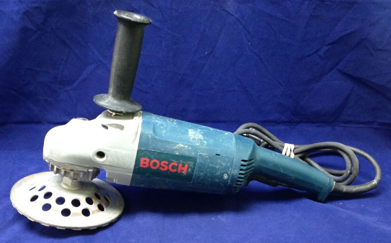 Bosch 1772-6 Electric Corded Large Angle Grinder