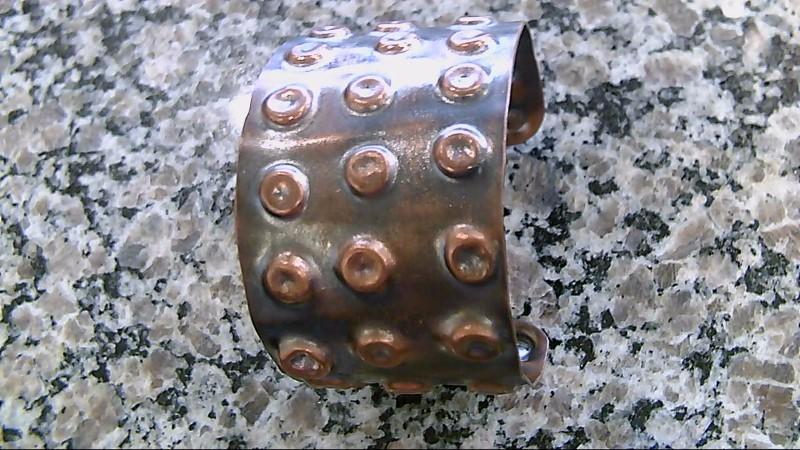 Bracelet Copper 35.1g