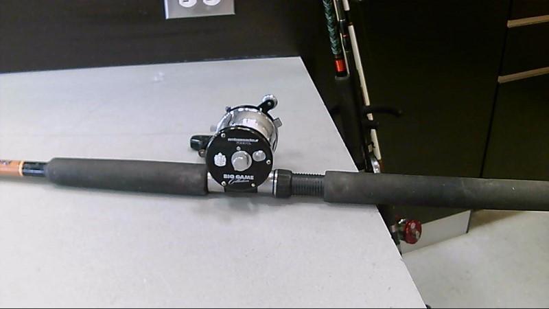 ABU GARCIA Fishing Rod & Reel AMBASSADEUR 7000C