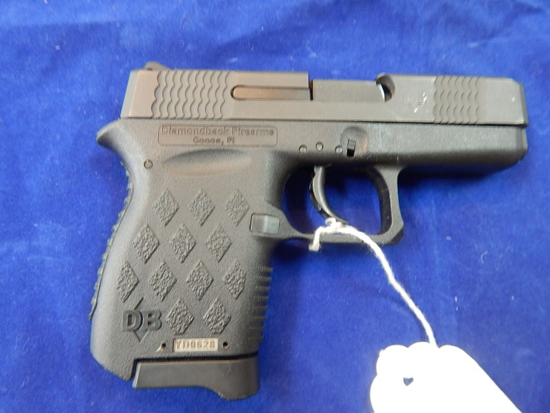 DIAMONDBACK FIREARMS Pistol DB9