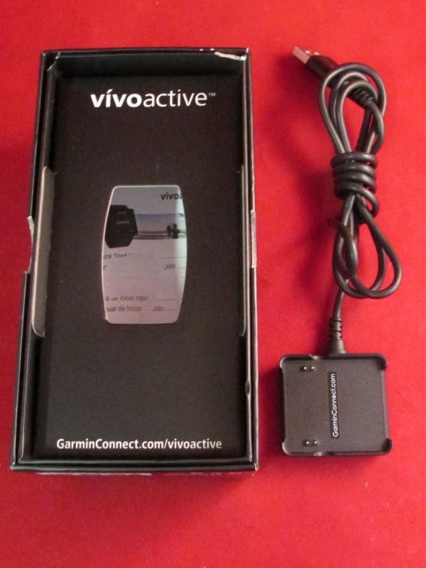 GARMIN Smart Wristwatch VIVOACTIVE