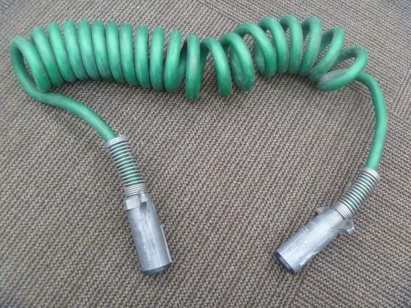 SUREFLEX J5606 15 FT ABS POWER CORD/10 AMP/GREEN