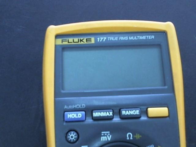 FLUKE Multimeter 177 TRUE RMS MULTIMETER