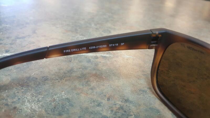 ARNETTE Sunglasses FIRE DRILL LITE