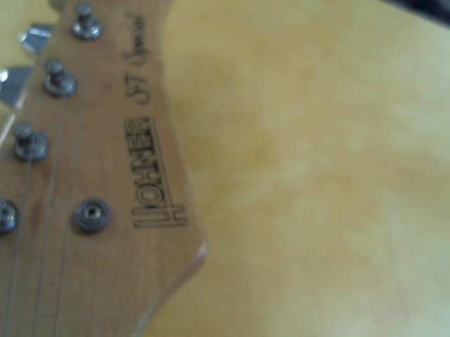 HOHNER Electric Guitar ST SPECIAL (HEG30P)
