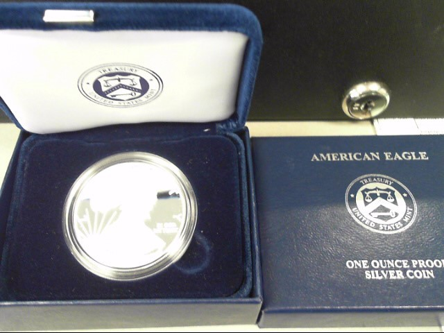 UNITED STATES Silver Coin 2006 AMERICAN SILVER EAGLE