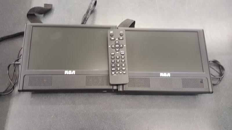 RCA Portable DVD Player DRC79982