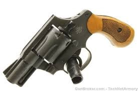 ROCK ISLAND ARMORY Revolver M206