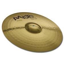 "PAISTE Cymbal 16"" CRASH"