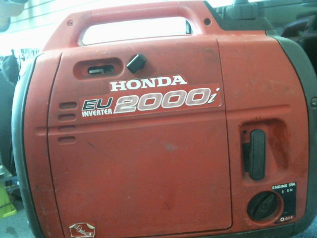 HONDA Generator INVERTER EU2000I
