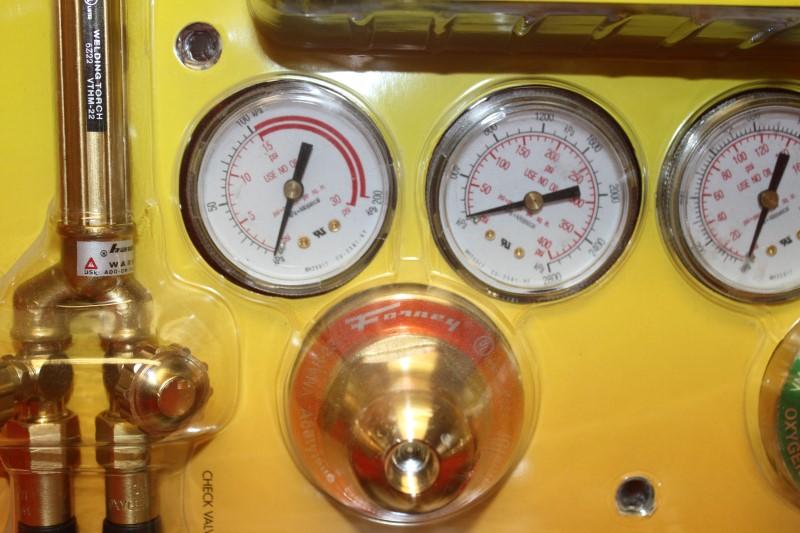 Forney 1707 Oxy-Acetylene Welding Kit
